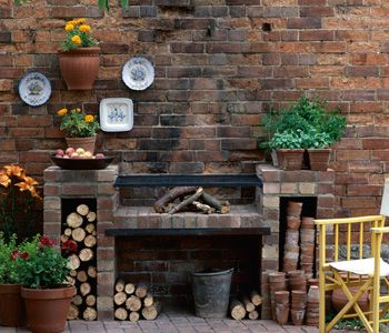 How To Build Your Own Barbecue Brick