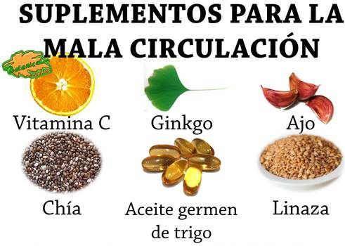 Remedios con plantas y suplementos para la mala - Medias para la circulacion ...