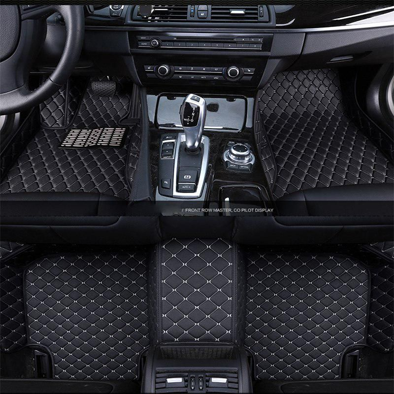 Car Floor Mats Accessories For Dodge Jcuv Journey 2017 2016 2015