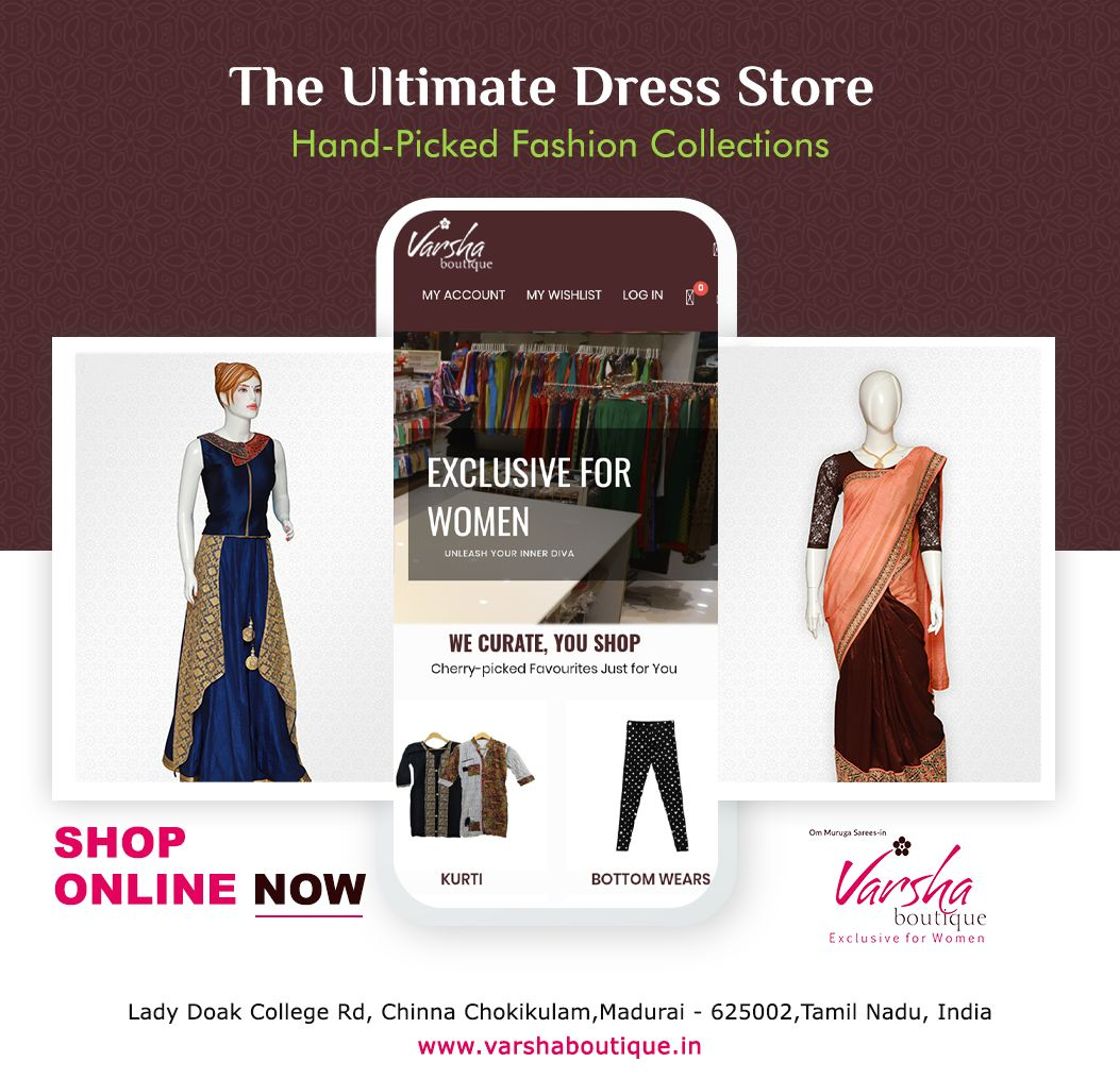 The Exclusive Showroom For Women Unleash Your Inner Diva With Varshaboutique Collections In 2020 Shop Style Outfits Fashion Clothes Women Trendy Collection