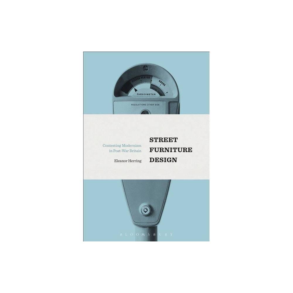 Street Furniture Design - by Eleanor Herring (Paperback) in