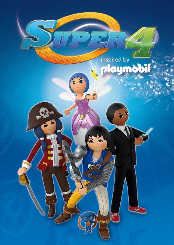 Super 4 / Super čtyřka (2014)