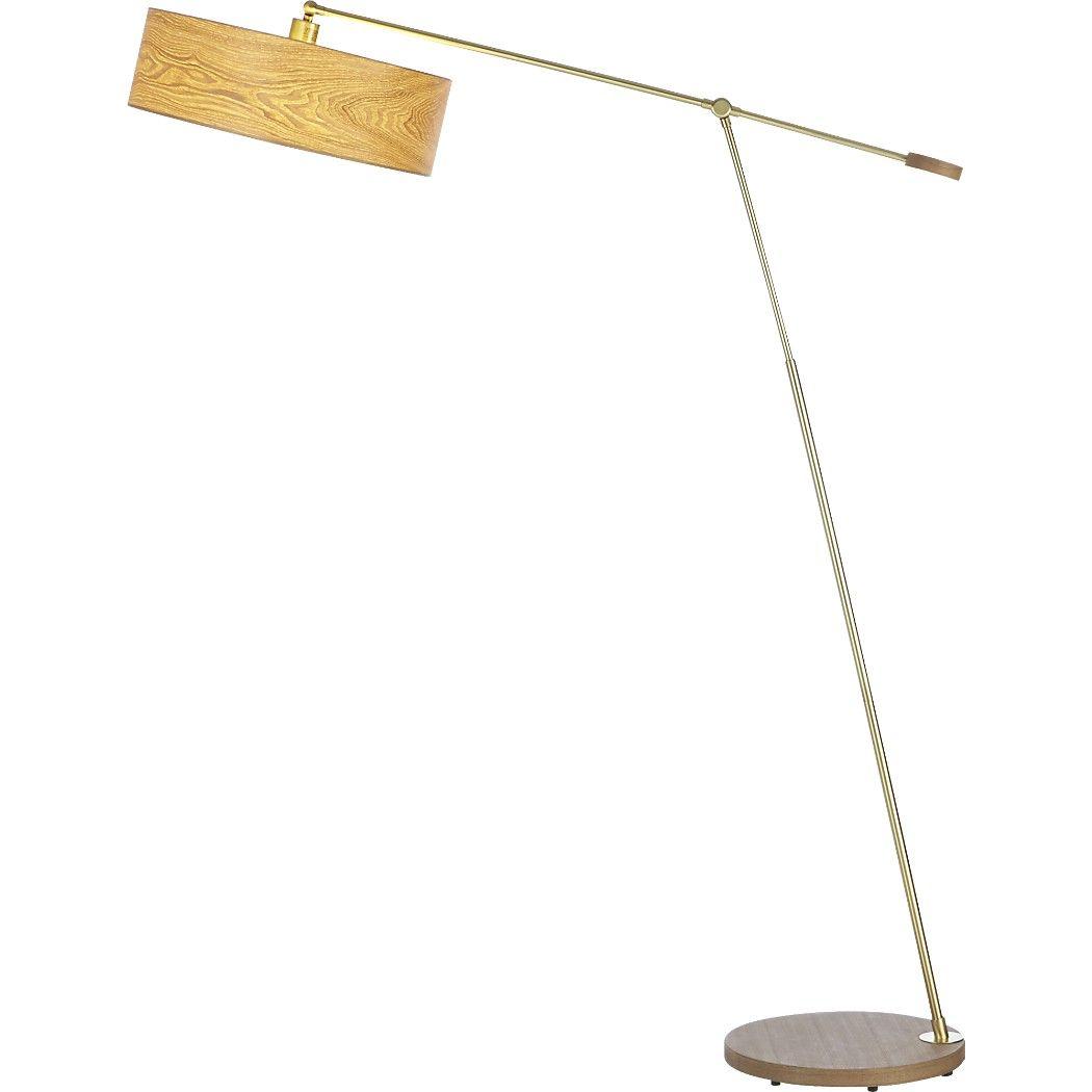 Wonderful Disc Floor Lamp | CB2