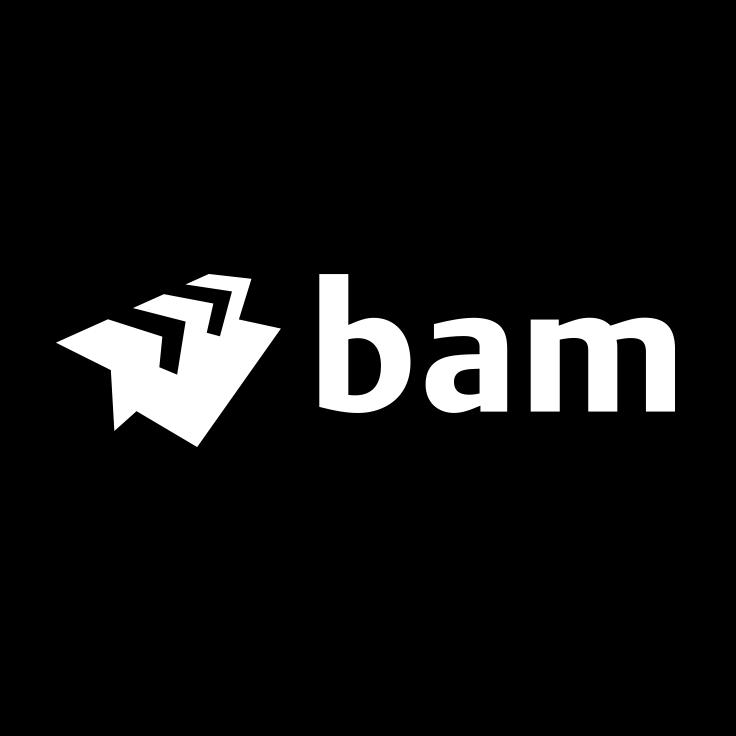 BAM – Aad van Dommelen – 2000 – Total Identity #totaldesign #totalidentity