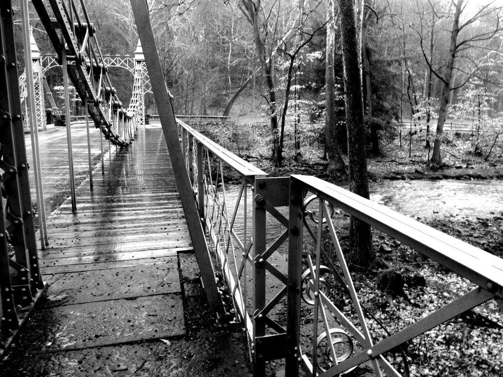 mill creek park, grey bridge. (With images) Mill creek