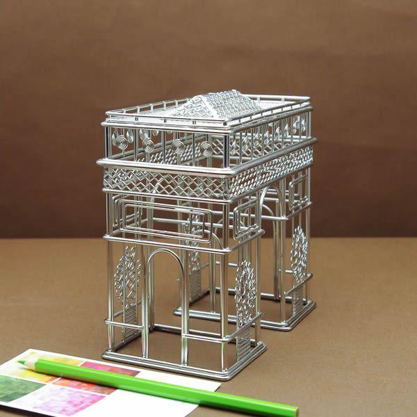Arc de Triomphe Metal Model