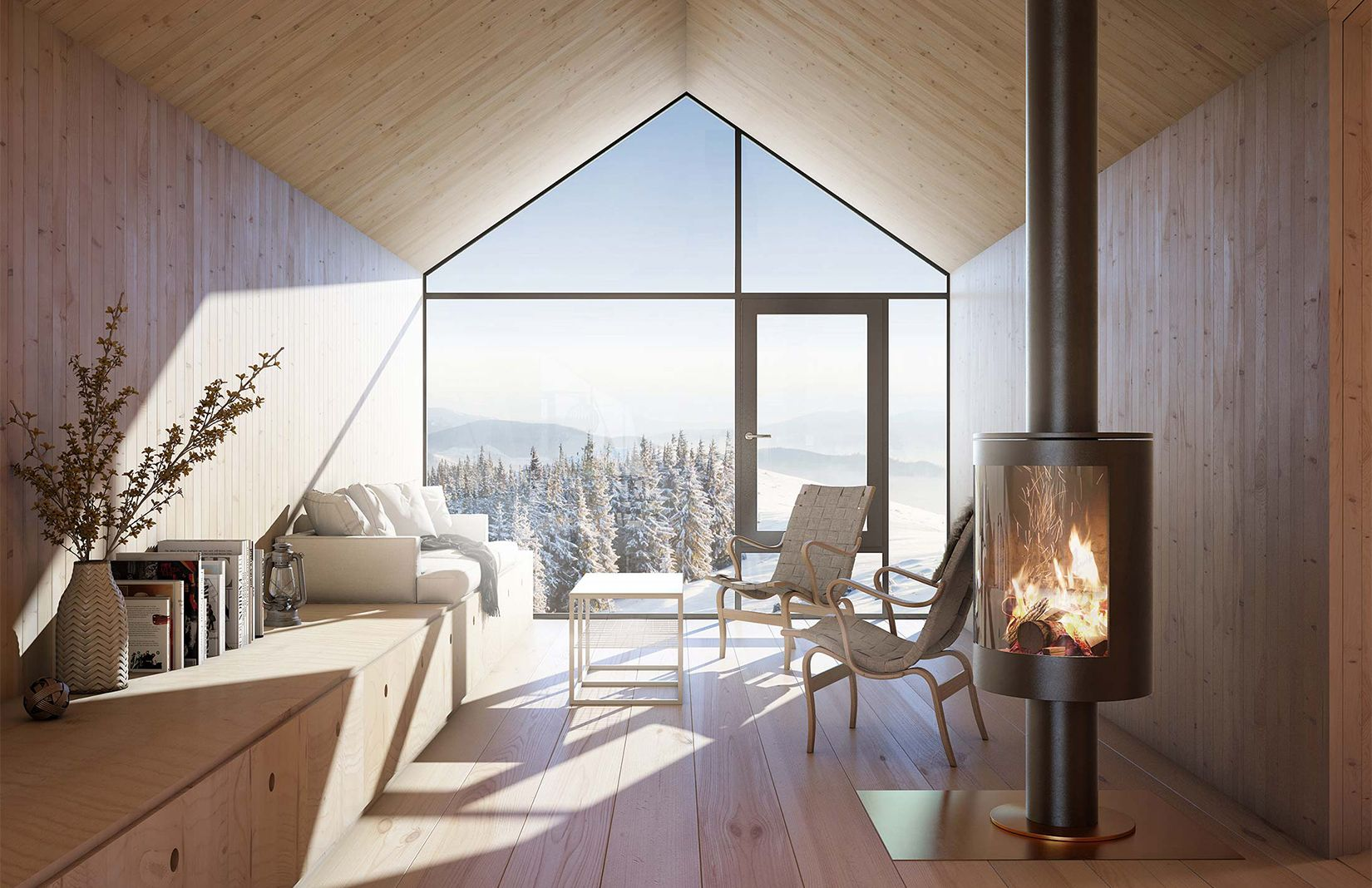 5 Striking Ski Chalets For Sale In Europe Right Now With Images