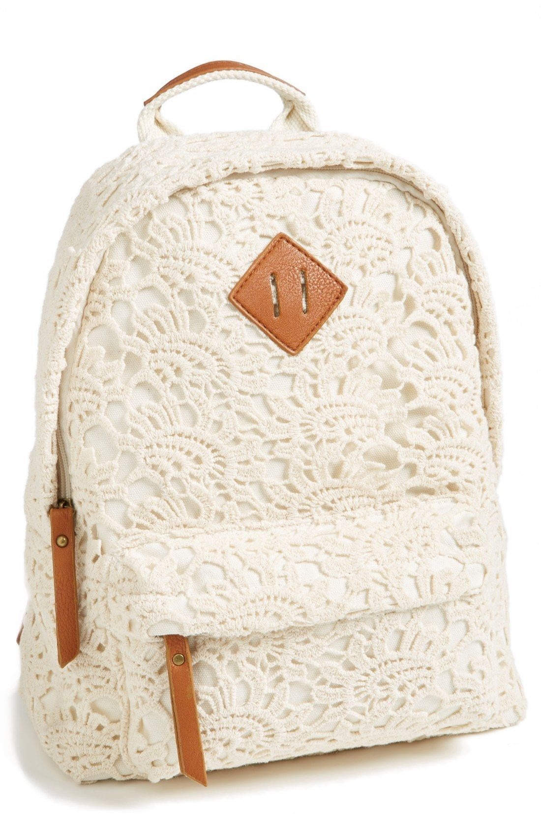 Madden Girl Crochet Backpack (Juniors) by Kendall & Kylie - Found on HeartThis.com @HeartThis   See item http://www.heartthis.com/product/214898153408773127/