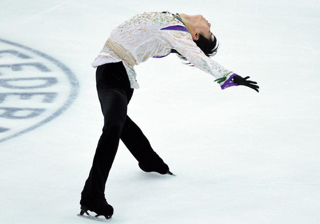 Yuzuru Hanyu #NHK Trophy 2015