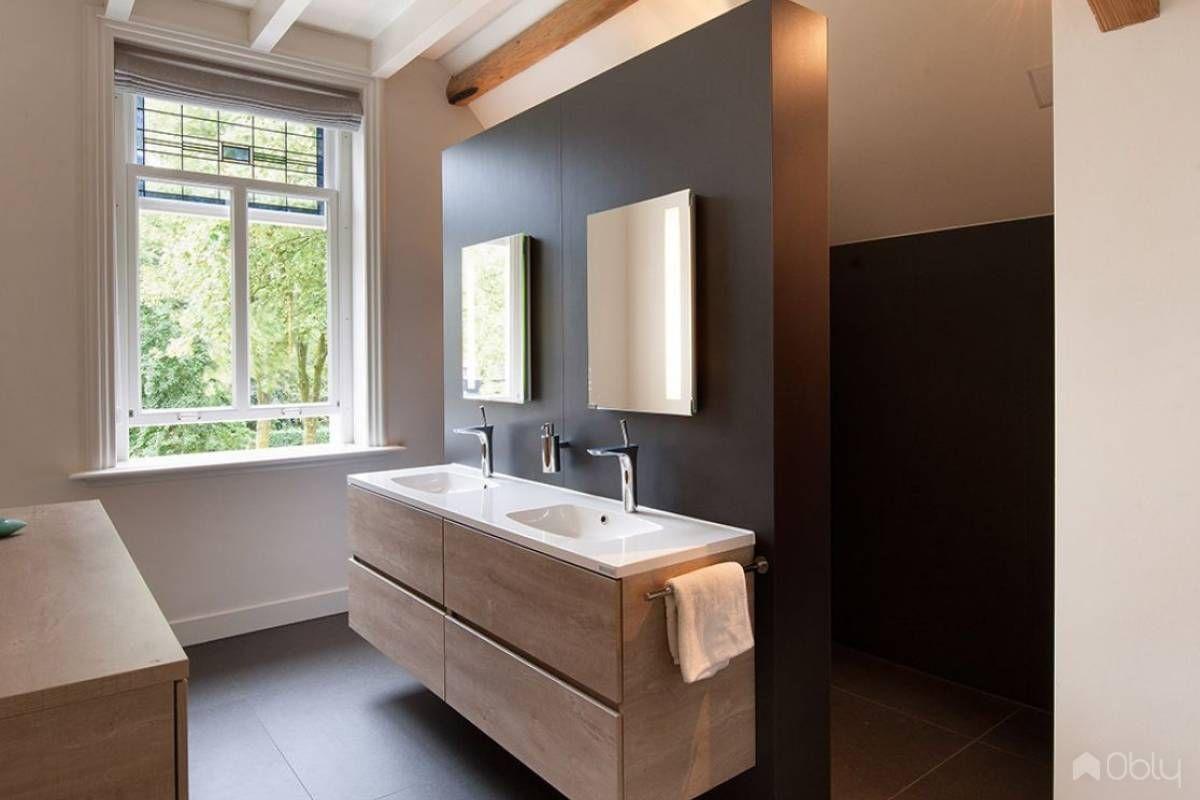 Badkamer verlichting landelijke woonboerderij | Lichtstudio Kwadraat ...