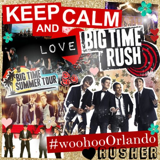 Sign Of A True Big Time Rush Fan Contest Entry From Fan Shelby R Http Www Amwaycenter Com Contests Offers Btr Orlan Big Time Rush Big Time Summer Tour