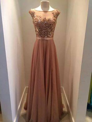 نفسى فى خطوبتى البس فستان زيه 3 Prom Dresses Sleeveless Formal Dress Formal Dresses