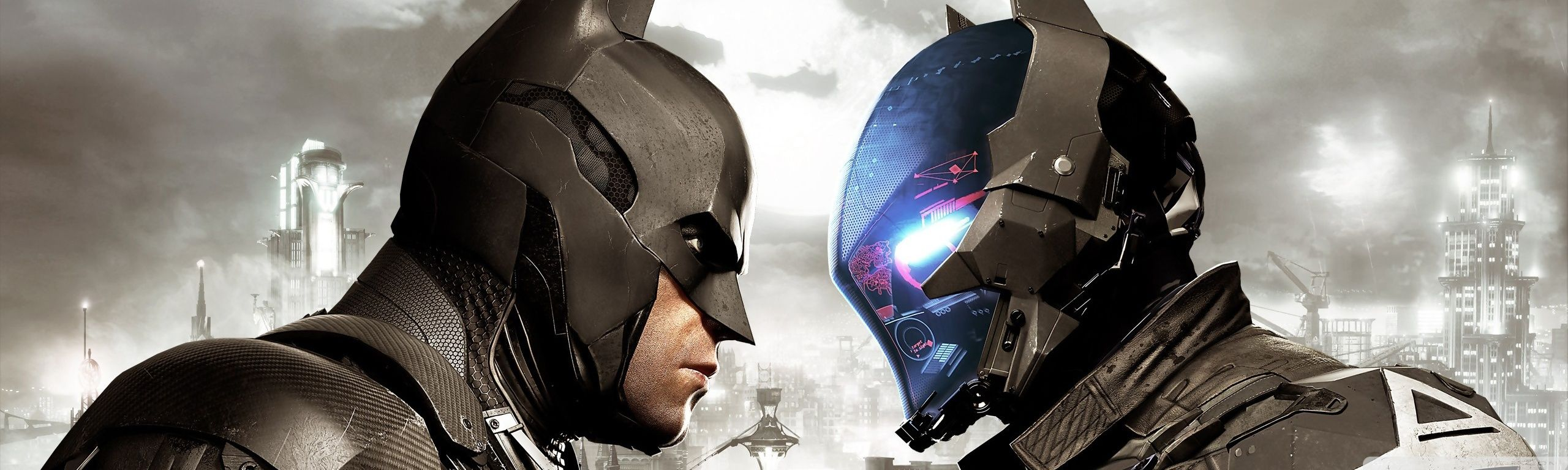 Batman Arkham Knight HD Desktop Wallpaper Widescreen
