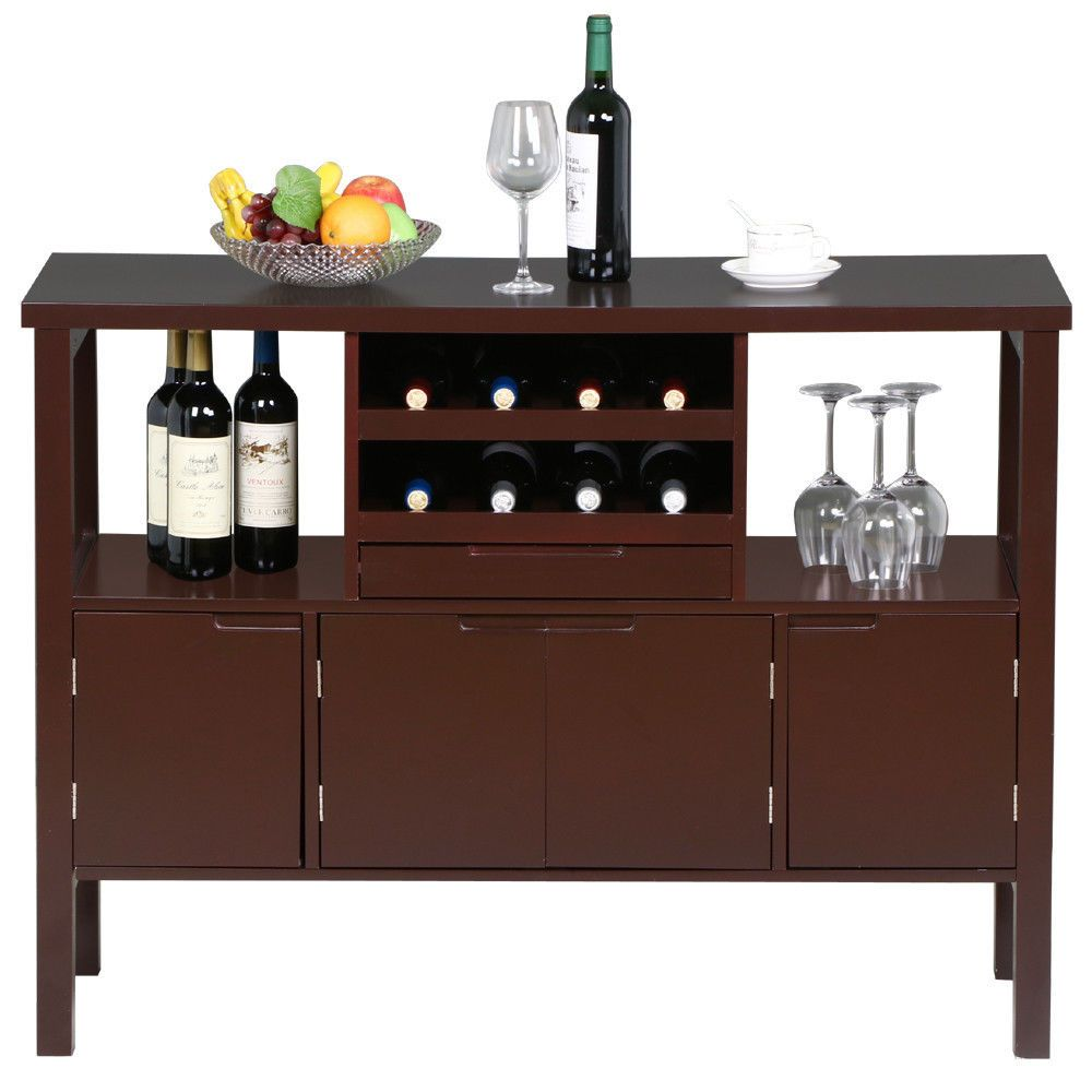 Dining Room Sideboard Display Table Unit Kitchen Buffet