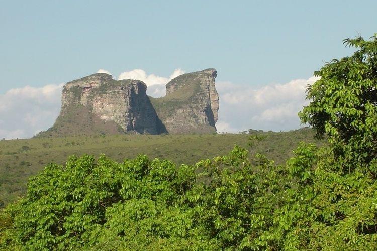 Morro Do Camelo Chapada Diamantina Bahia Cachoeira Do Buracao