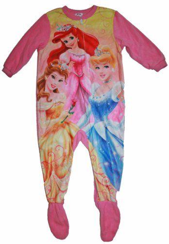 Disney Princess Toddler Blanket Sleeper $16.99 - $19.95