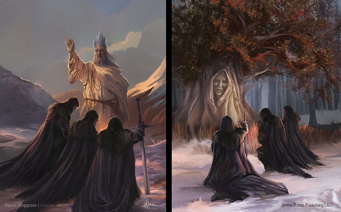 Artwork For Game Of Thrones Nightwatch Rpg Game Of Thrones