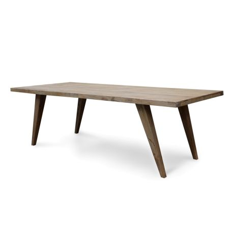 Vanity 8 Seater Reclaimed 2 4m Dining Table Reclaimed Dining