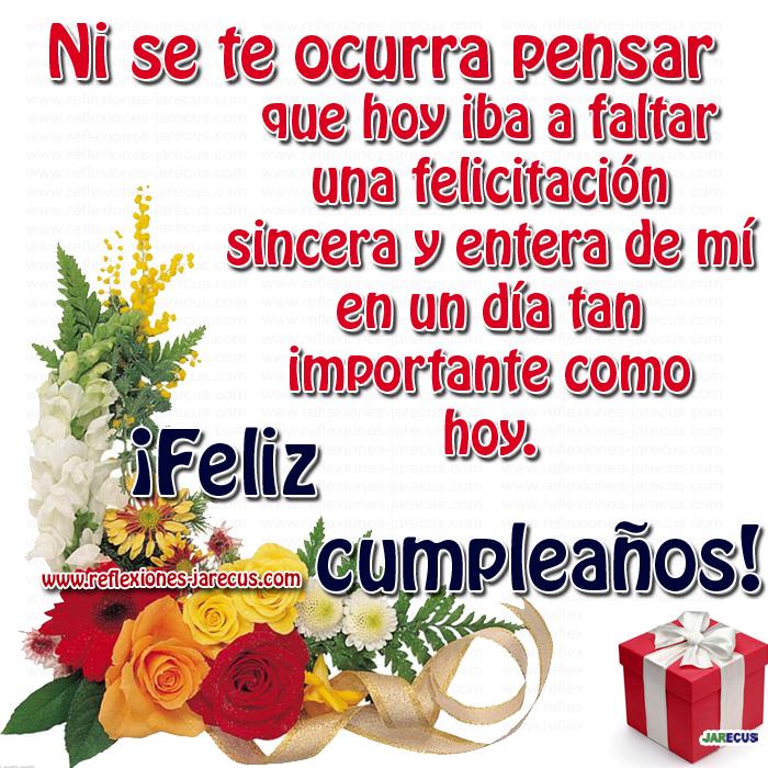 u00a1Feliz cumpleaños Tarjetas de cumpleaños Pinterest