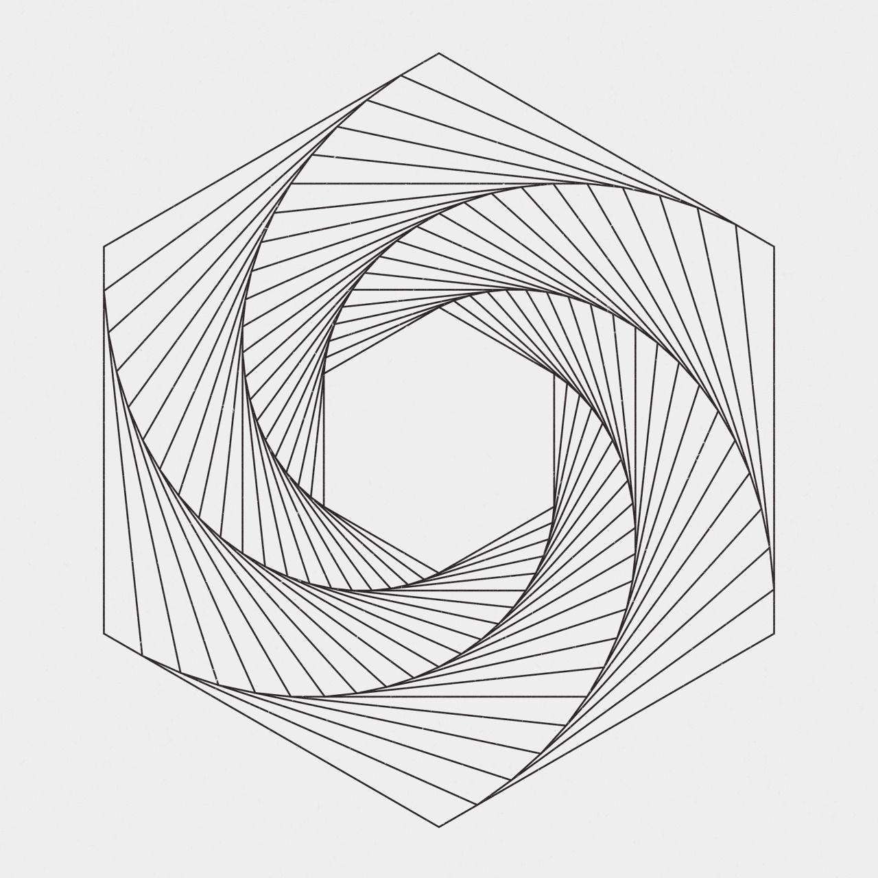 Pin on geometric artttt