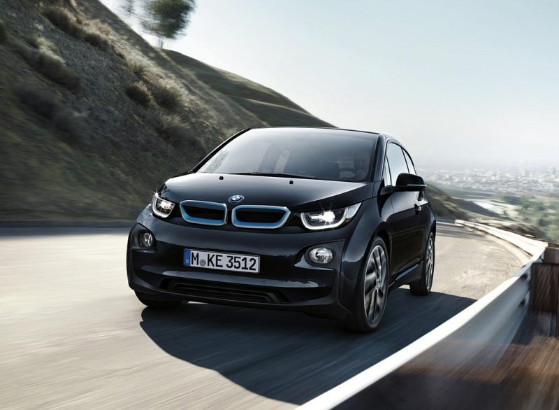 2017 bmw i3 for nice electric car review