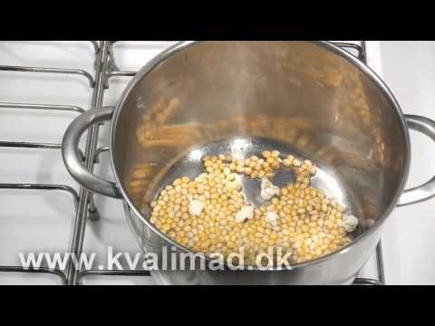 Hjemmelavede popcorn — Kvalimad