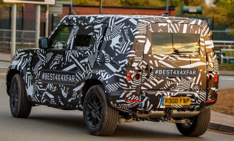 New 2020 Land Rover Changes News Release Date Price Whilst Getting An Infotainment Display From The Land Rover Defender Land Rover New Land Rover Defender