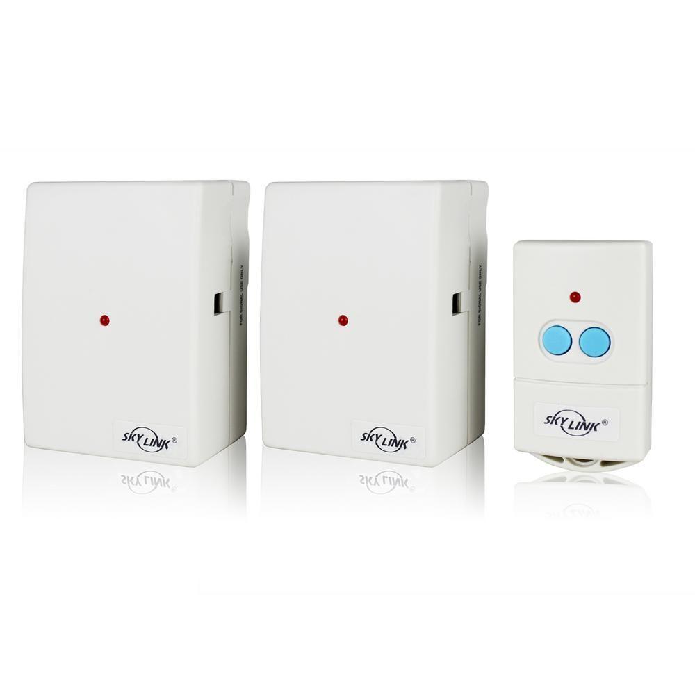 Skylink Lighting Control And Universal Garage Door Remote Kit 318trs Universal Garage Door Remote Garage Door Remote Garage Doors
