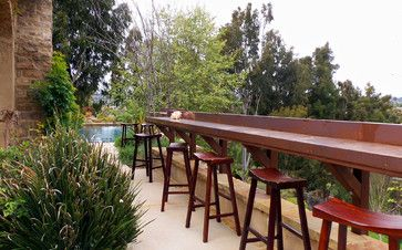 Outdoor Bar Patio Design Ideas Pictures Remodel And Decor