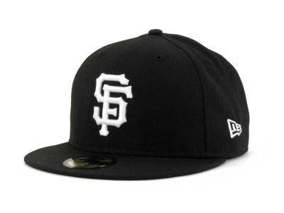 San Francisco Giants New Era MLB B-Dub 59FIFTY Cap 7a5b6346894