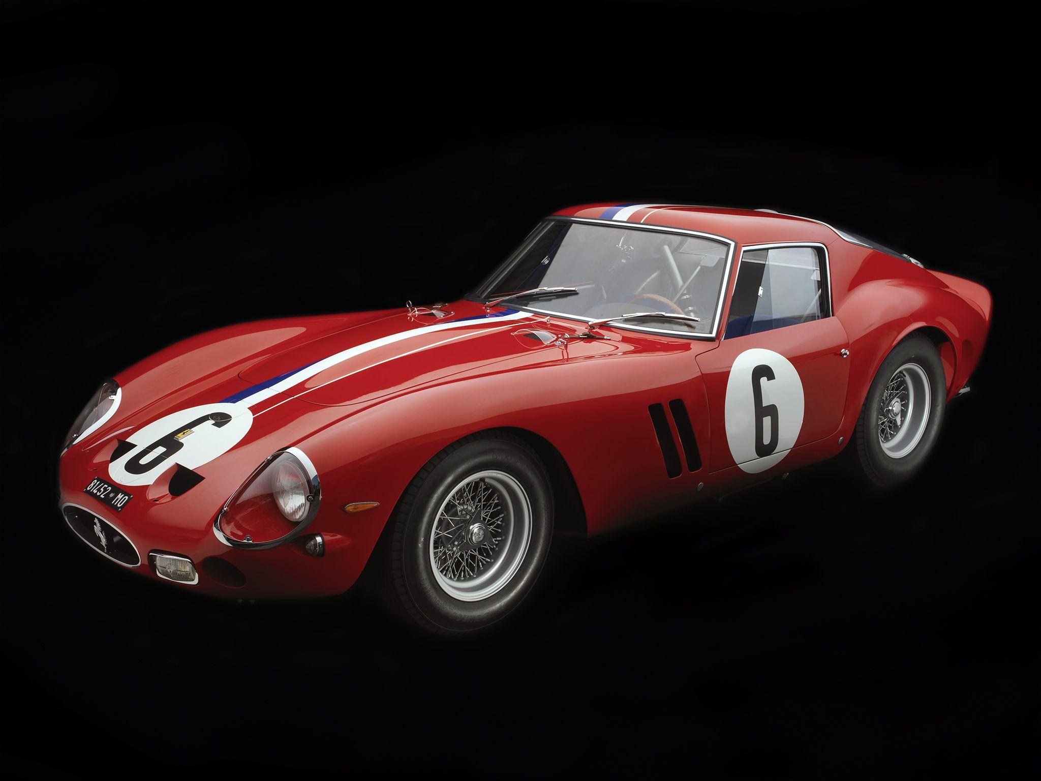 1962 63 Ferrari 250 Gto Series I Passione Pinterest
