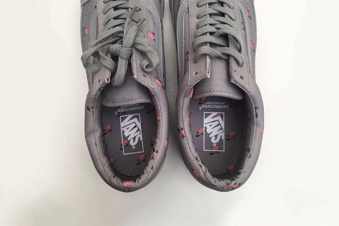 02db614325 A First Look at the UNDERCOVER x Vans Old Skool Collaboration ...