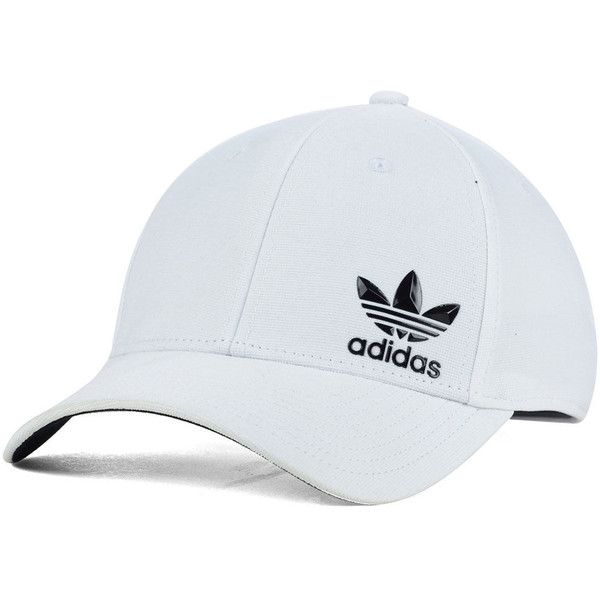 adidas Originals Arena Cap ($32) ❤ liked on Polyvore featuring accessories,  hats,