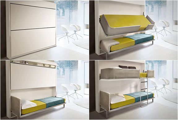 The Perfect Kid S Bed For Small Spaces Handmade Charlotte Beds For Small Spaces Space Saving Furniture Kid Beds