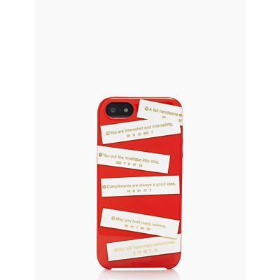 Givted- fortunes resin iphone 5 #case
