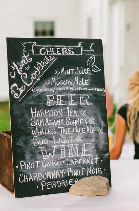Photo of DIY Summer Farm Wedding – Rustic Wedding Chic