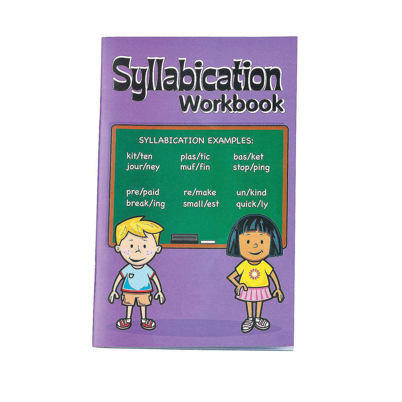 Syllabication Workbook