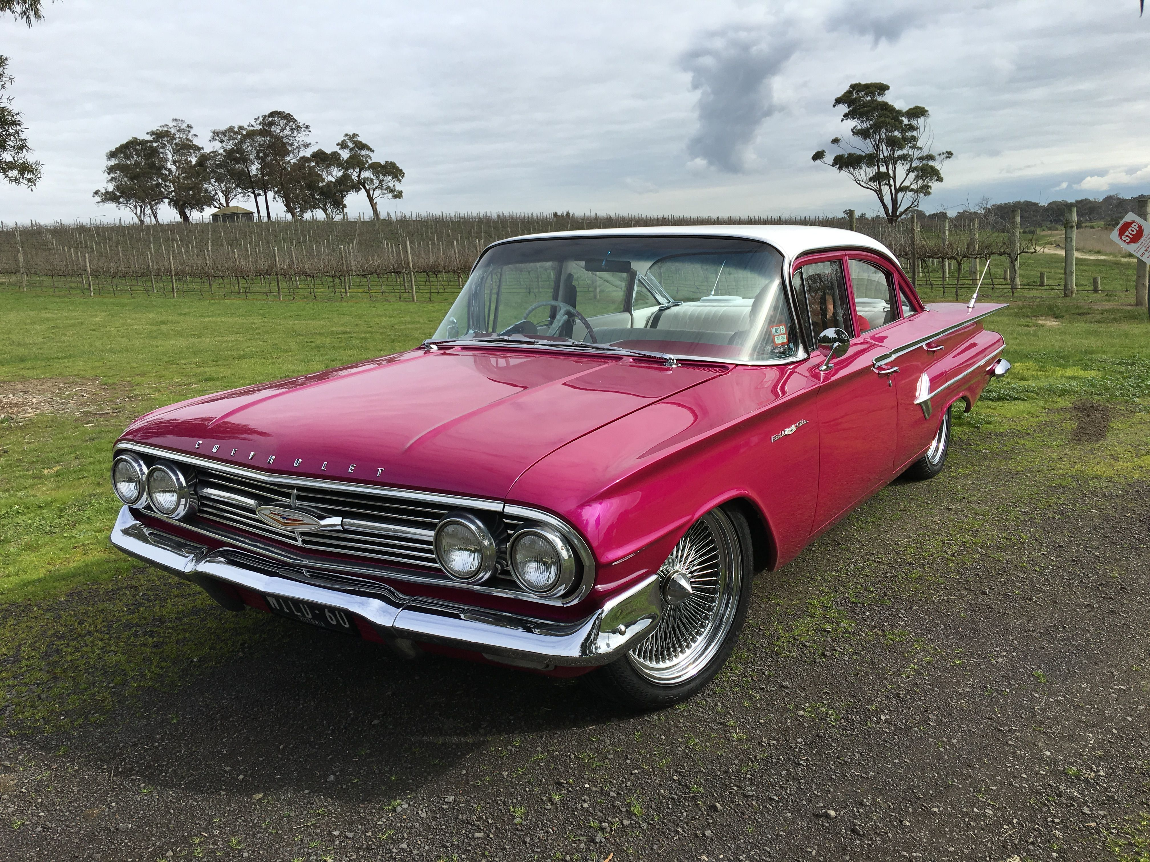 1960 Chevy Belair | Old cars | Pinterest | Chevy and Cars