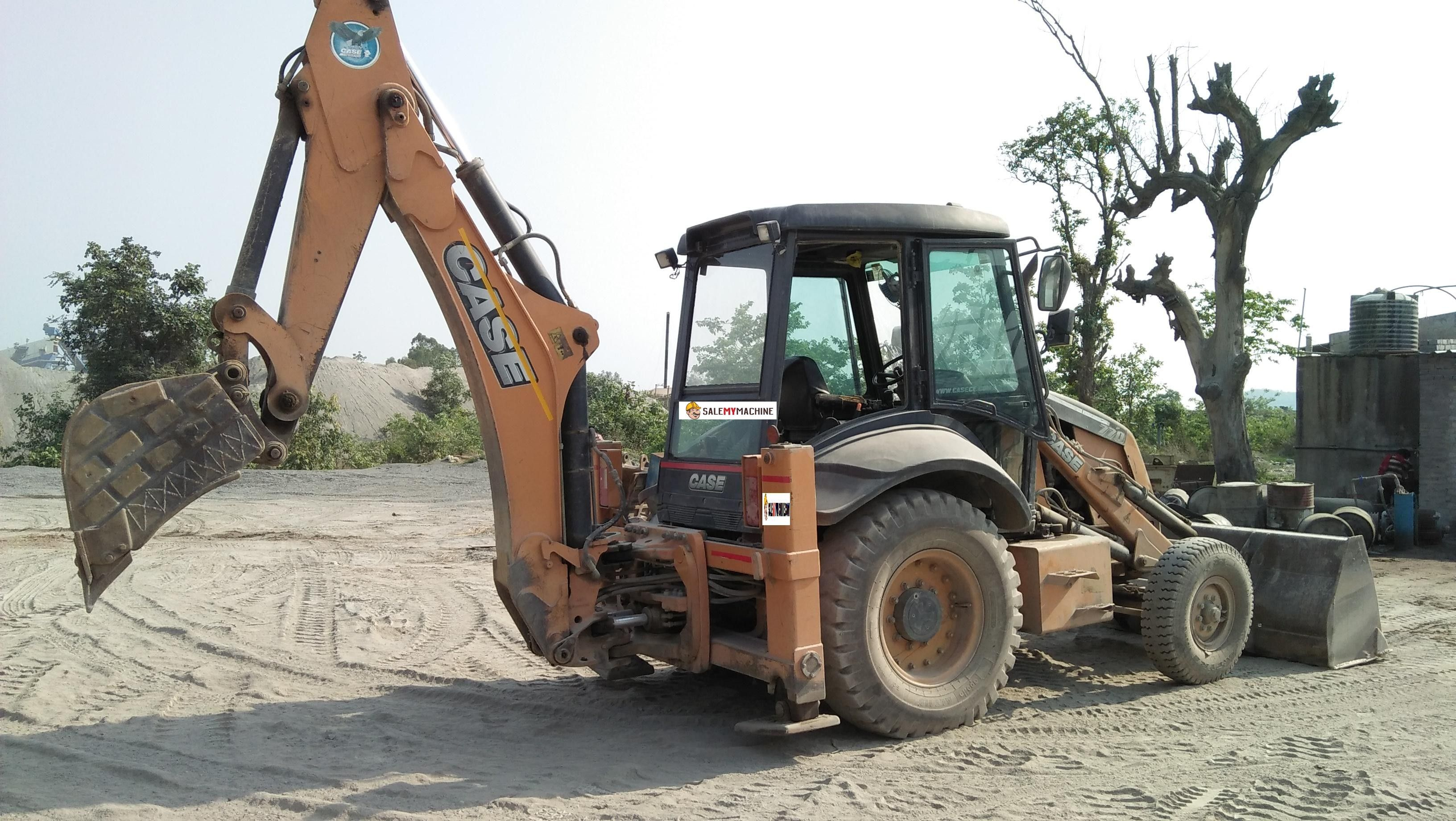 Used L&T CASE 770 for sale in odisha,india at salemymachine