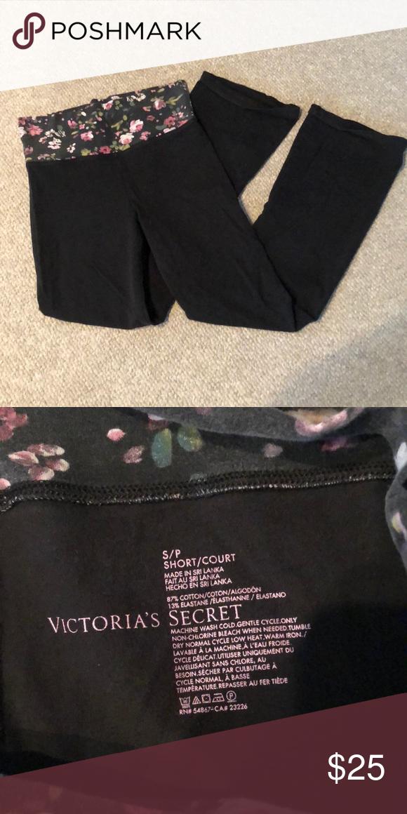 42554401d461aa Victoria secret yoga pants Yoga pants size small-short length Victoria's  Secret Pants