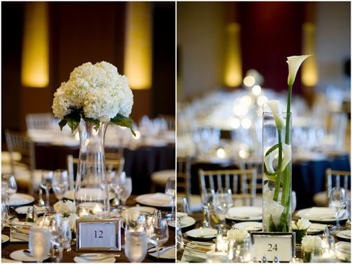 simple lily centerpiece   Wedding Inspiration   Pinterest   Lily ...