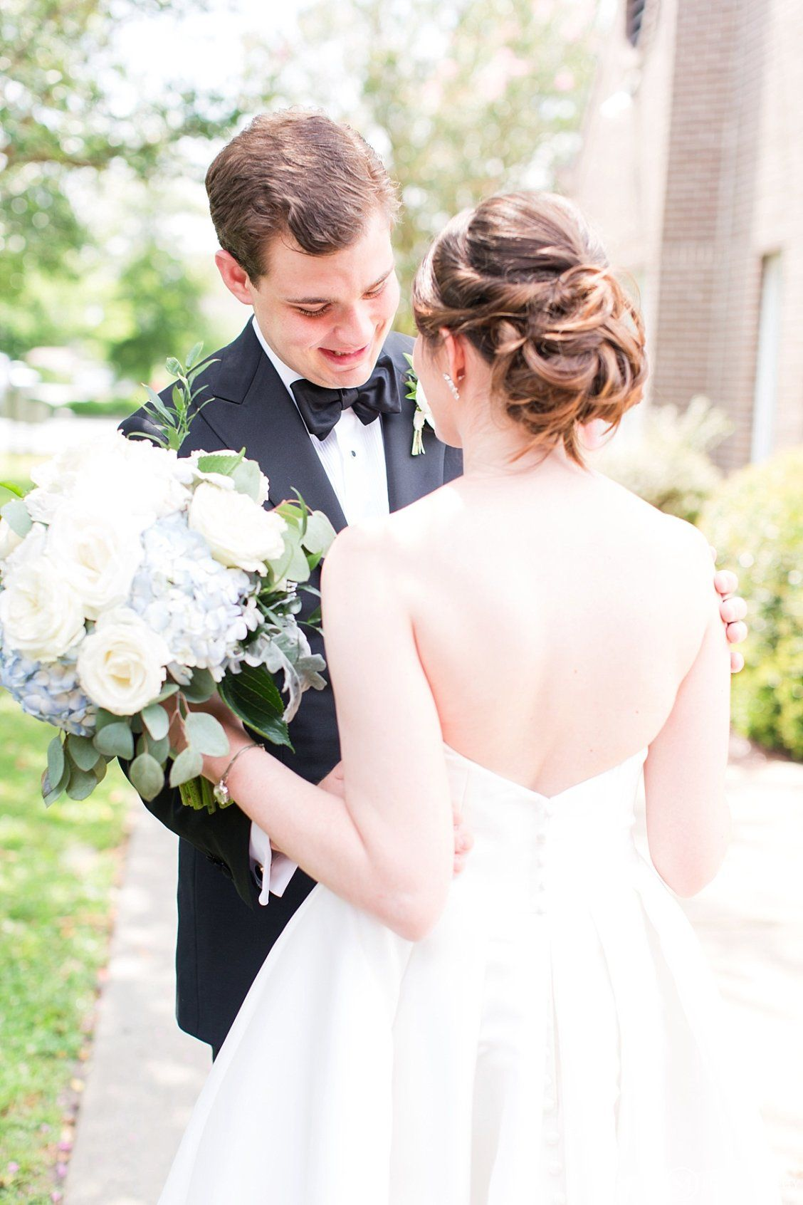 Greenville, NC Wedding Photographer | Emily & Will Married