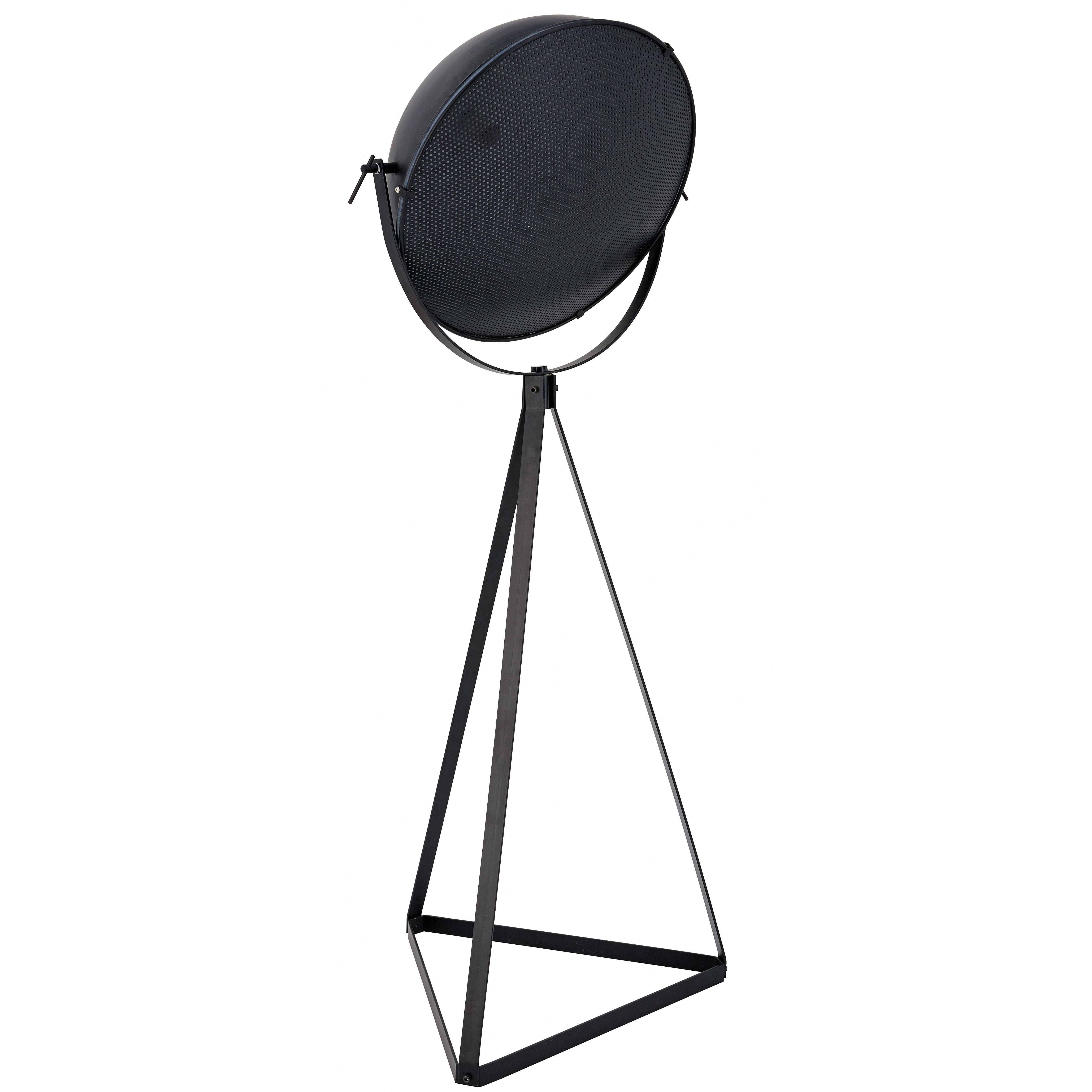 Stehlampe Aus Schwarzem Metall H.152cm URBAN LIGHT Jetzt Bestellen Unter:  Https:/
