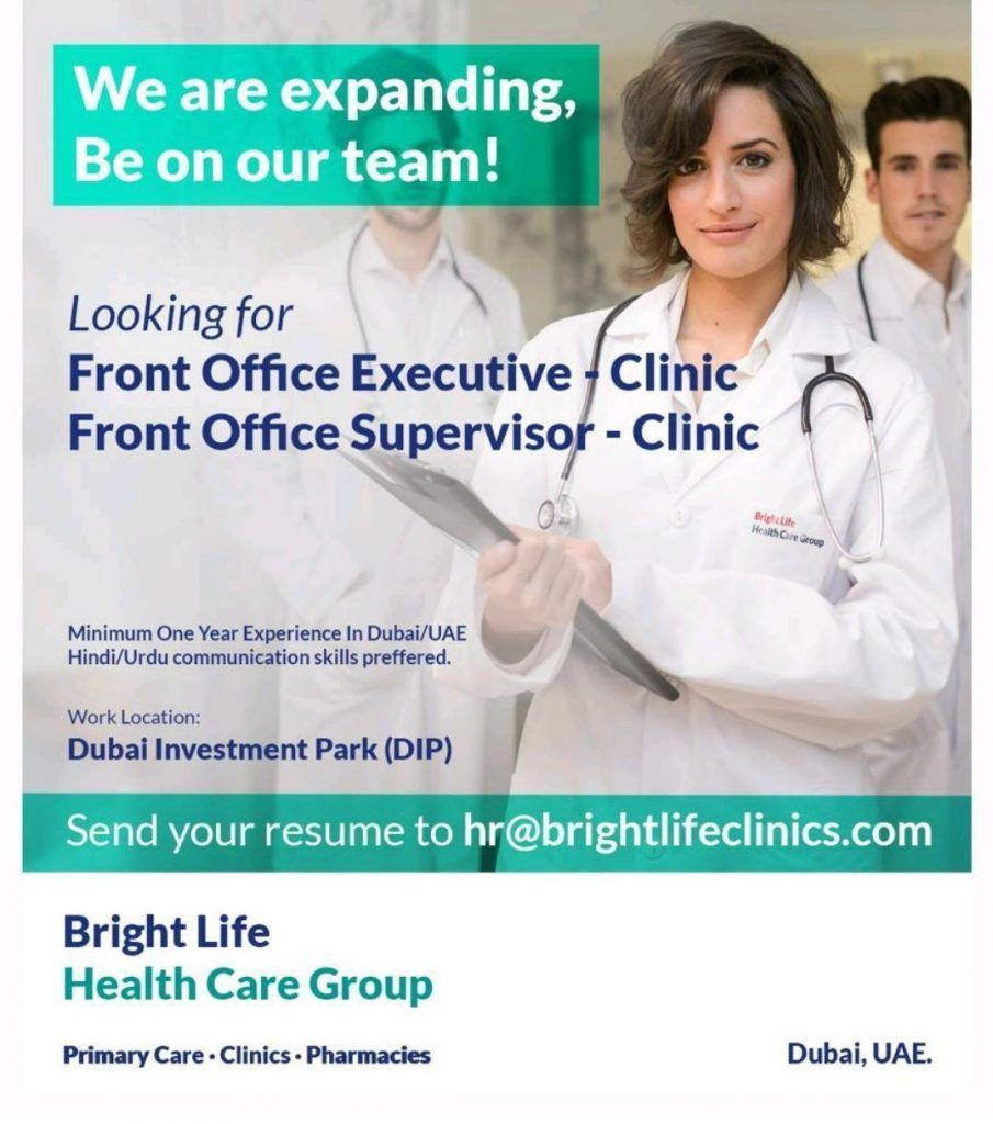 Pin on Jobs in Dubai