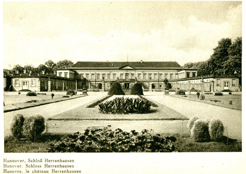 Hannover, Schloß Herrenhausen
