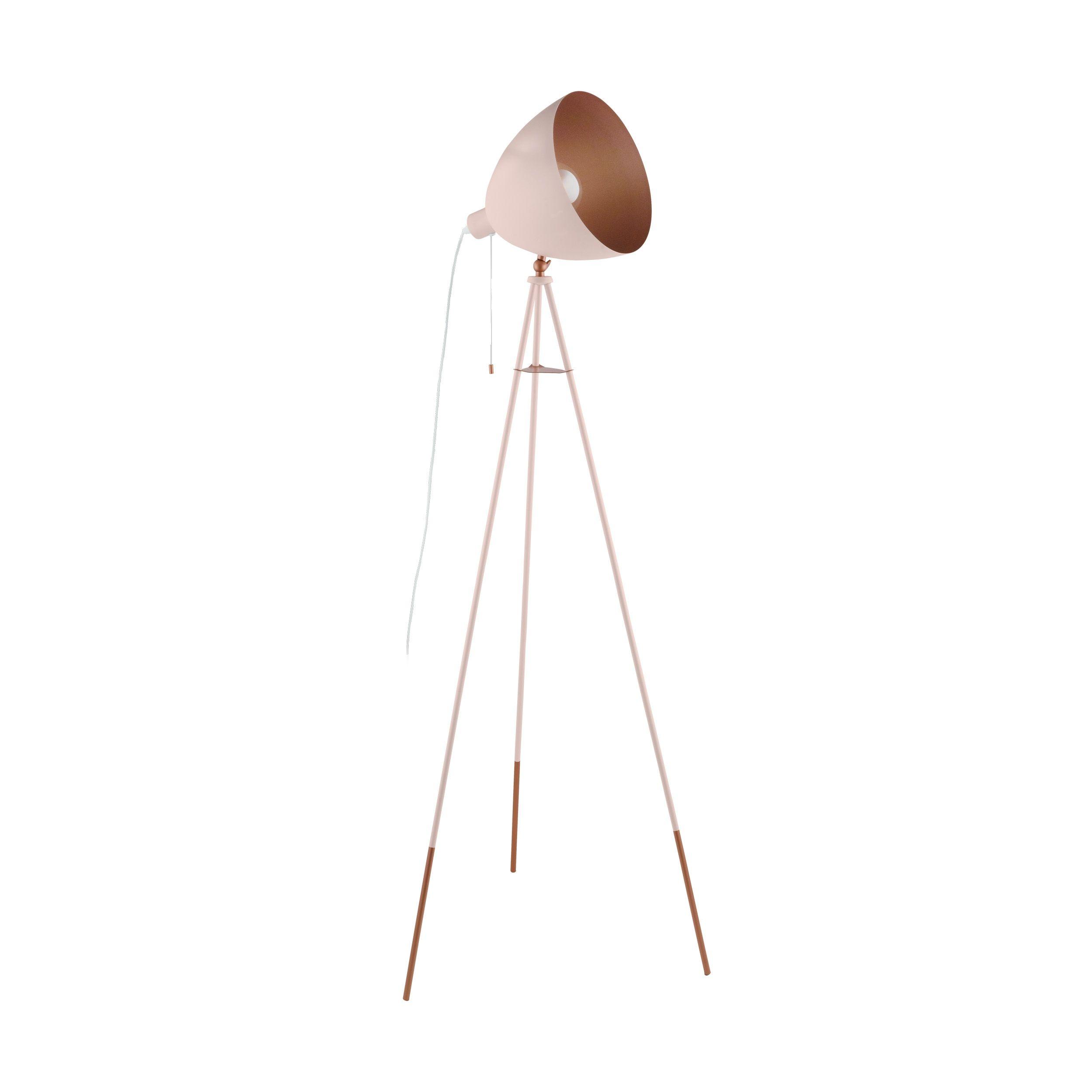 Eglo Dundee Vintage Tripod Table Lamp