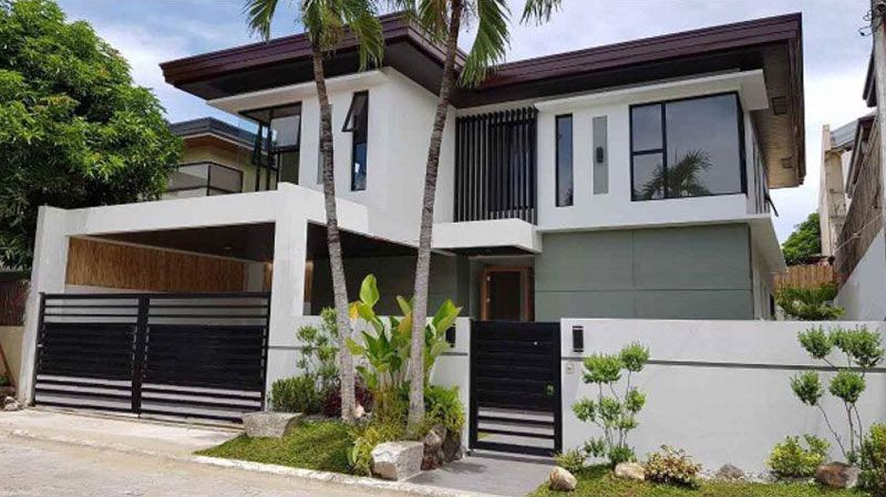 Brand New Elegant Zen House For Sale in Paranaque City ...