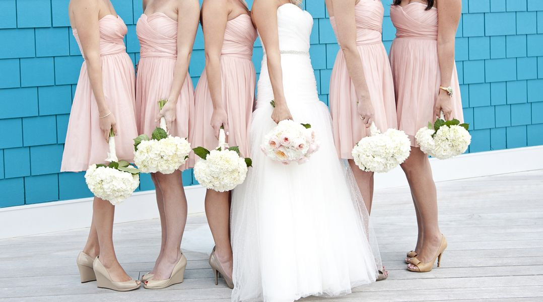 Image result for what color shoes for blush dress