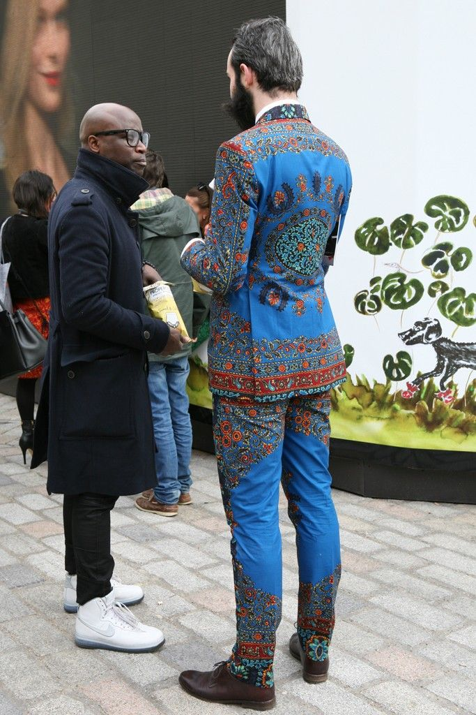 They Are Wearing London Fashion Week Street Style Pinterest