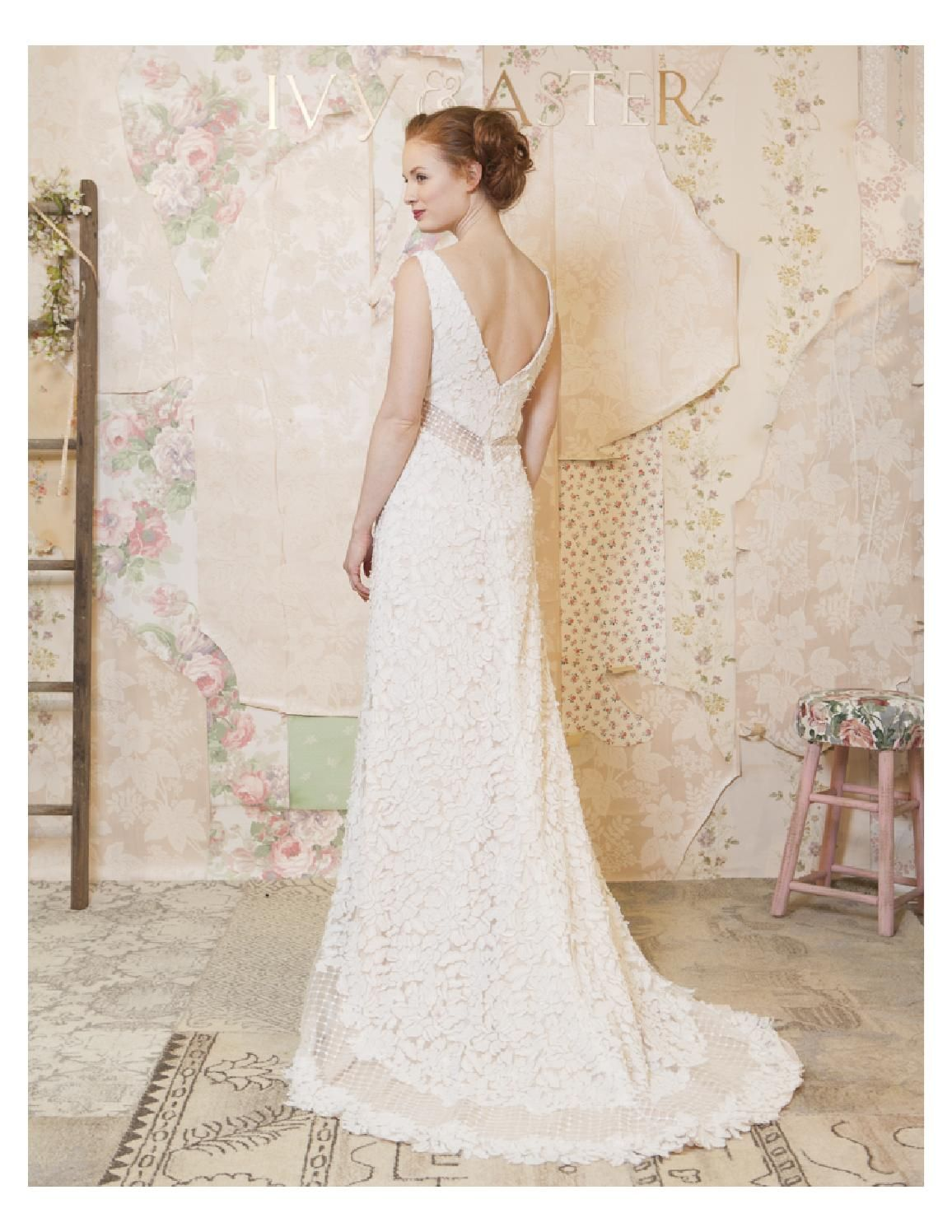 ISSUU - Ivy & Aster Spring 2016 Bridal Collection by Ivy & Aster